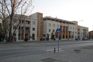 Administration Building in Regional Unit of Grevena